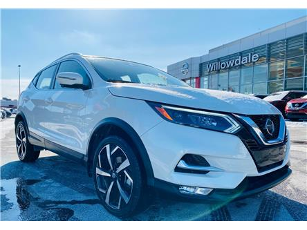 2020 Nissan Qashqai SL (Stk: C35742) in Thornhill - Image 1 of 21