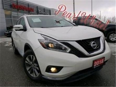 2018 Nissan Murano SL (Stk: CJN156067P) in Cobourg - Image 1 of 14