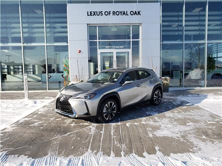 2021 Lexus UX 250h Base (Stk: L21201) in Calgary - Image 1 of 13