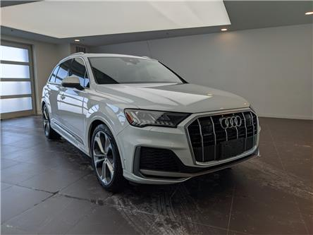 2021 Audi Q7 55 Technik (Stk: 52184) in Oakville - Image 1 of 19