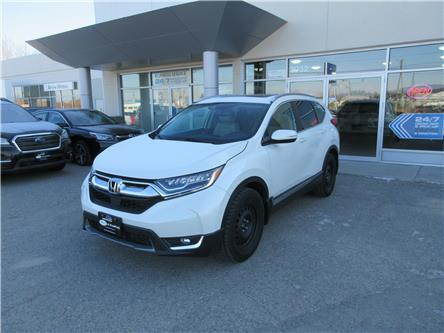 2017 Honda CR-V Touring (Stk: 38515U) in Cranbrook - Image 1 of 18