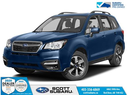 2017 Subaru Forester 2.5i Touring (Stk: 37548U) in Red Deer - Image 1 of 7