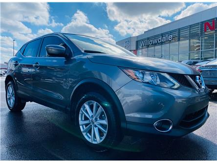 2017 Nissan Qashqai SV (Stk: C35726) in Thornhill - Image 1 of 19