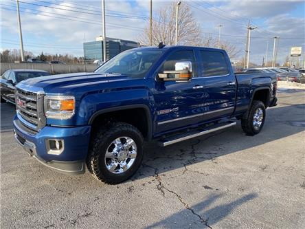 2017 GMC Sierra 2500HD SLT (Stk: 394-64) in Oakville - Image 1 of 17