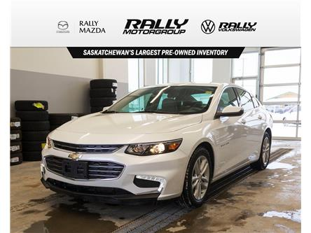2016 Chevrolet Malibu 1LT (Stk: V1267) in Prince Albert - Image 1 of 14