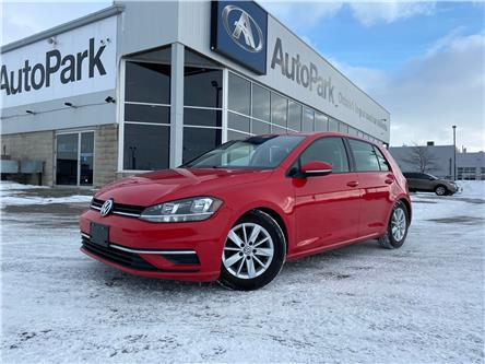 2018 Volkswagen Golf 1.8 TSI Trendline (Stk: 18-78974RJB) in Barrie - Image 1 of 23