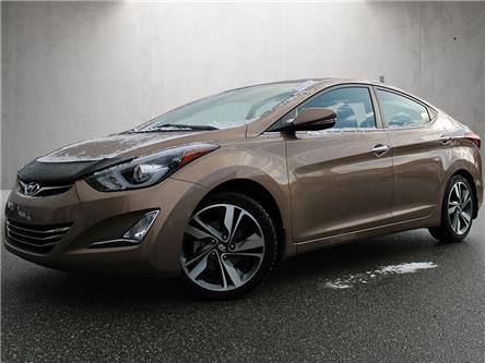 2014 Hyundai Elantra Limited (Stk: HB6-0071A) in Chilliwack - Image 1 of 17