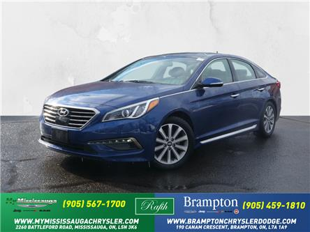 2016 Hyundai Sonata Limited (Stk: 1268A) in Mississauga - Image 1 of 25