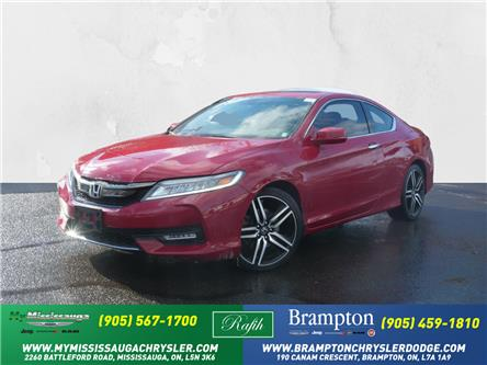 2016 Honda Accord Touring (Stk: 1302A) in Mississauga - Image 1 of 24
