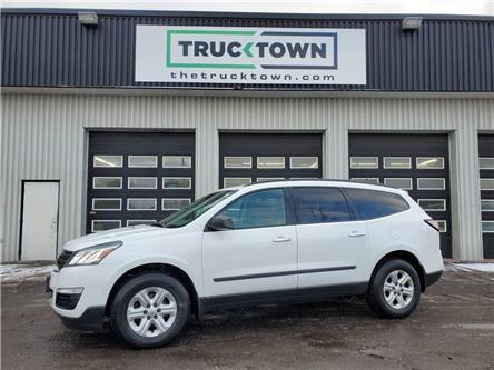 2016 Chevrolet Traverse LS (Stk: T0193) in Smiths Falls - Image 1 of 21