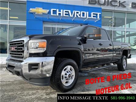 2019 GMC Sierra 2500HD SLE (Stk: X8400) in Ste-Marie - Image 1 of 30