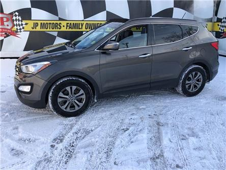 2014 Hyundai Santa Fe Sport Luxury (Stk: 49784) in Burlington - Image 1 of 25