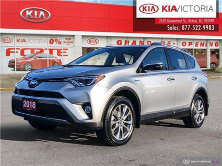 2018 Toyota RAV4 Hybrid  (Stk: TE21-061A) in Victoria - Image 1 of 25