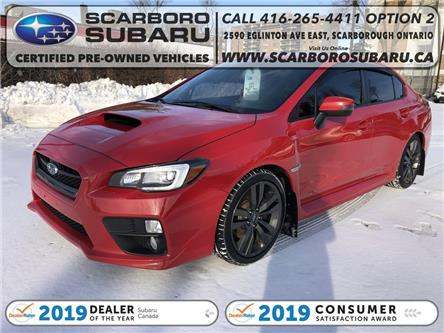 2016 Subaru WRX  (Stk: G9834118) in Scarborough - Image 1 of 20
