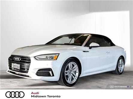 2019 Audi A5 45 Progressiv (Stk: P8714) in Toronto - Image 1 of 22