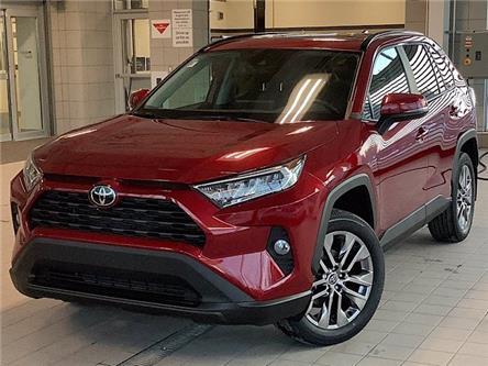 2021 Toyota RAV4 XLE (Stk: 22578) in Kingston - Image 1 of 29