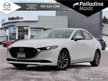 2020 Mazda Mazda3 GS (Stk: 7746D) in Sudbury - Image 1 of 19