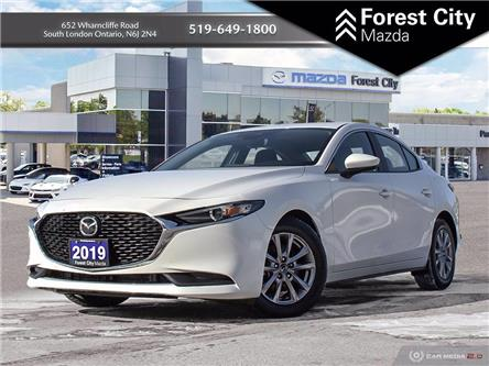2019 Mazda Mazda3 GS (Stk: 19M38332) in Sudbury - Image 1 of 29