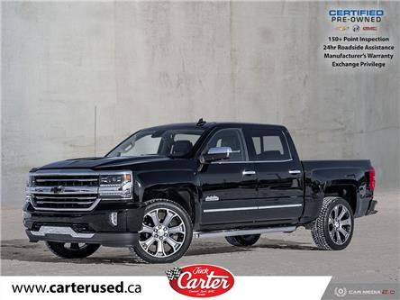 2018 Chevrolet Silverado 1500 High Country (Stk: 38767U) in Calgary - Image 1 of 27