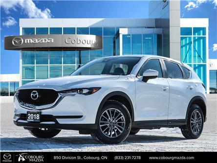 2018 Mazda CX-5 GS (Stk: 21075A) in Cobourg - Image 1 of 26