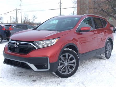 2021 Honda CR-V Sport (Stk: 21-0127) in Ottawa - Image 1 of 25