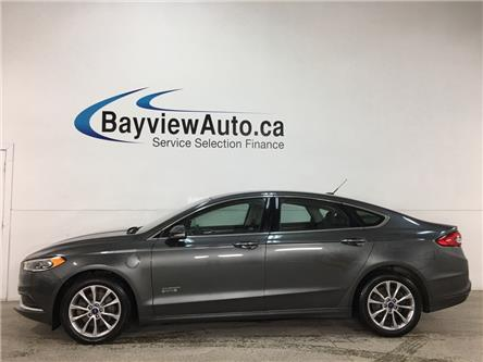 2018 Ford Fusion Energi SE Luxury (Stk: 37608W) in Belleville - Image 1 of 26