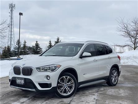 2018 BMW X1 xDrive28i (Stk: B21045T1) in Barrie - Image 1 of 15