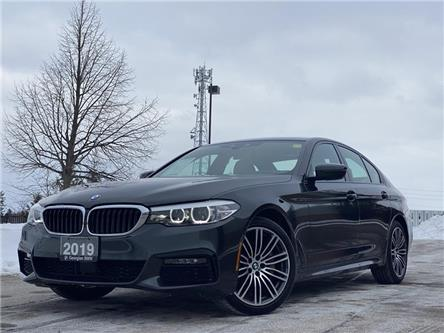 2019 BMW 530i xDrive (Stk: P1647) in Barrie - Image 1 of 16