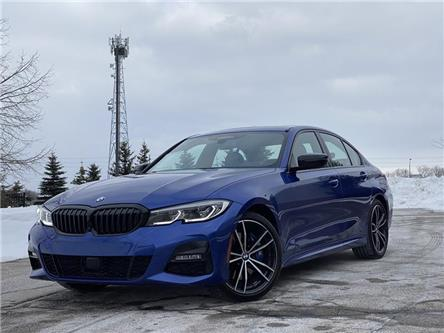 2019 BMW 330i xDrive (Stk: P1724) in Barrie - Image 1 of 18