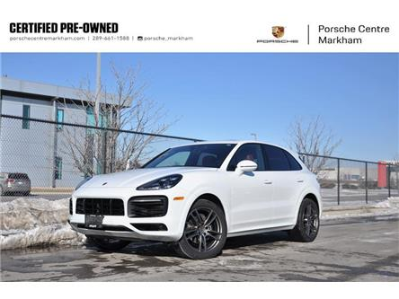 2019 Porsche Cayenne Base (Stk: PU0030) in Markham - Image 1 of 18