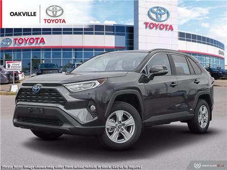 2021 Toyota RAV4 Hybrid XLE (Stk: 21297) in Oakville - Image 1 of 23