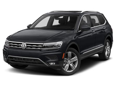 2021 Volkswagen Tiguan Highline (Stk: N210068) in Laval - Image 1 of 9