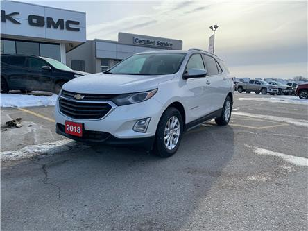 2018 Chevrolet Equinox LT (Stk: 41117) in Strathroy - Image 1 of 11