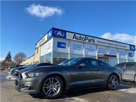 2017 Ford Mustang EcoBoost Premium (Stk: 17-51650) in Brampton - Image 1 of 23