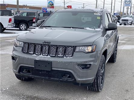 2021 Jeep Grand Cherokee Laredo (Stk: N04976) in Chatham - Image 1 of 18