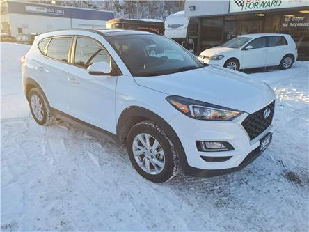 2020 Hyundai Tucson Preferred w/Sun & Leather Package (Stk: DF1935) in Sudbury - Image 1 of 16