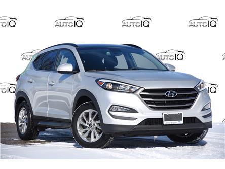 2016 Hyundai Tucson Luxury (Stk: OP4072) in Kitchener - Image 1 of 20