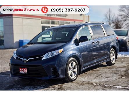 2020 Toyota Sienna LE 8-Passenger (Stk: 92854) in Hamilton - Image 1 of 18