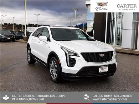 2021 Cadillac XT4 Sport (Stk: 1D1686T) in North Vancouver - Image 1 of 24
