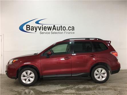 2018 Subaru Forester 2.5i Convenience (Stk: 37631W) in Belleville - Image 1 of 22