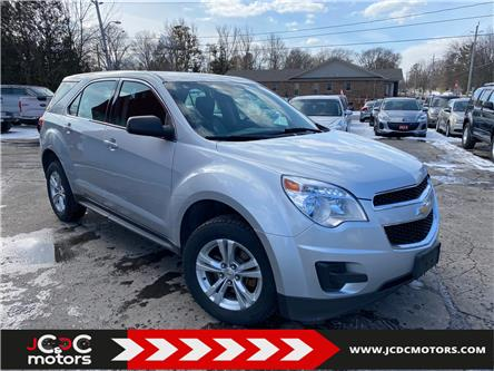 2011 Chevrolet Equinox LS (Stk: ) in Cobourg - Image 1 of 19