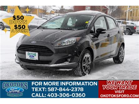 2019 Ford Fiesta SE (Stk: B84031) in Okotoks - Image 1 of 24
