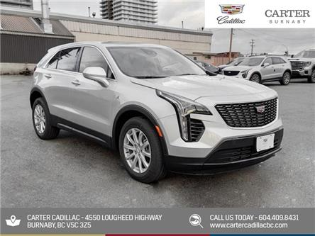 2021 Cadillac XT4 Luxury (Stk: C1-08480) in Burnaby - Image 1 of 23