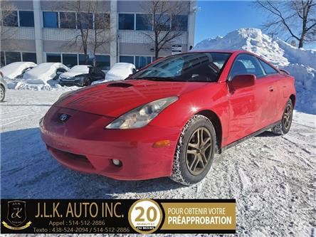 2001 Toyota Celica GT (Stk: K519) in Montréal - Image 1 of 9