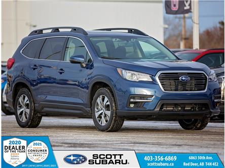 2021 Subaru Ascent Touring (Stk: 427551) in Red Deer - Image 1 of 18