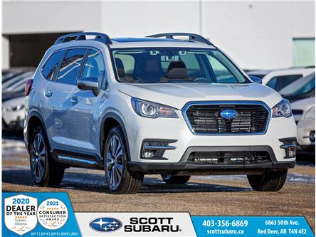 2021 Subaru Ascent Premier w/Black Leather (Stk: 400655) in Red Deer - Image 1 of 21