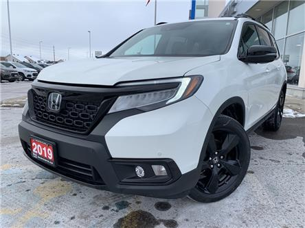 2019 Honda Passport Touring (Stk: 00209) in Carleton Place - Image 1 of 16