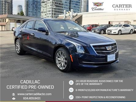 2017 Cadillac ATS 2.0L Turbo Luxury (Stk: P9-62820) in Burnaby - Image 1 of 25