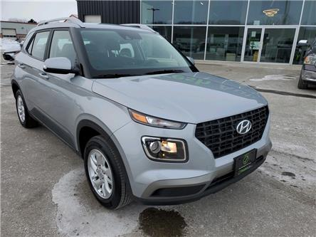 2020 Hyundai Venue Ultimate w/Black Interior (IVT) (Stk: DR5899 Ingersoll) in Ingersoll - Image 1 of 30