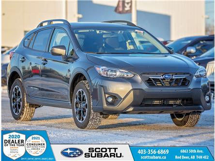 2021 Subaru Crosstrek Touring (Stk: 273261) in Red Deer - Image 1 of 17